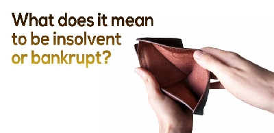 Insolvency or Bankruptcy Image